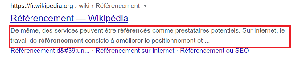 exemple meta description site internet